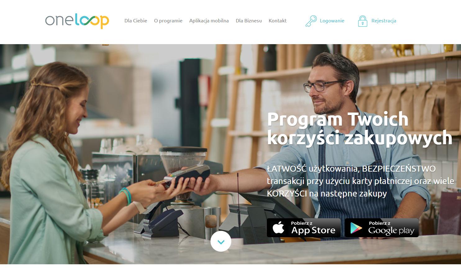 Platforma Lojalnościowa dla OneLoop